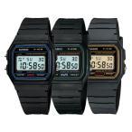 チープカシオ CASIO カシオ デジタル 防水 カジュアル メンズ レディース クォーツ 腕時計 F91 選べる3種類 チプカシ