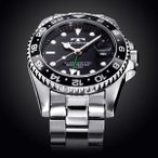 テクノス 腕時計 メンズ TECHNOS 限定モデル  9タイプ 200m20気圧 防水 逆回転防止 ベゼル ダイバー ダイバーズウォッチ GMT