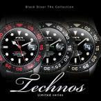 テクノス 腕時計 メンズ TECHNOS 限定モデ...
