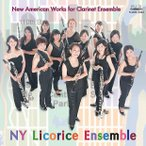 �˥塼�衼���ꥳ��å��奢�󥵥�֥롡��NY��Licorice��Ensemble�ס�/CD