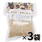 北海道産五色豆玄米ご飯 女神のほほえみ 2合 300g 3パ