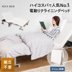 電動リクライニングベッド 折りたたみベッド AX-BE560 組立不要 アテックス直販 (レビューで送料無料※北海道・沖縄・離島差額請求あり)