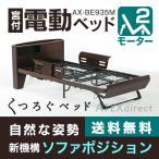 くつろぐベッド 宮付タイプ(電動ベッド・2モーター)日本製 AX-BE935M