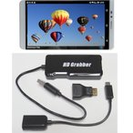 HDMI入力最新HDフルハイビジョンHDMIビデオレコーダー USBビデオキャプチャー HD grabbeePRO3仕様