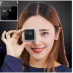最新業界小型軽量 スマートワイヤレスマイクロプロジェクター ワイヤレス/マルチメディアプレーヤー搭載