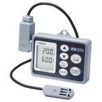 佐藤計量器データロガー記憶計 温度湿度SK-L200THIIα本体と分離型センサセット