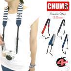 チャムス CHUMS カメラストラップ 3.8cm スウェット