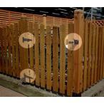 フェンス ラティス 設置金具 ゲート金具セット 門扉金具 木製フェンス用