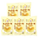 桜井食品 お米のホットケーキミックス <200g> ×5袋セット