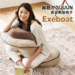 【在庫有】背筋がGUUUN美姿勢座椅子 エグゼボート 大型タイプ