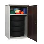 グリーンライフ 扉式タイヤ収納庫 TBT-132 8304aq/同梱不可・代引き不可