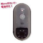 【在庫有】簡単設置 家庭用防犯カメラ [REVEX センサーカメラ SD1000]