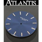 PATEK PHILIPPE パテック・フィリップ 3588/1 カラトラバ 文字盤 WG 青 ブルー 腕時計
