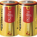 【FDK】【FUJITSU】FUJITSU LongLifeー単2・2個 LR14FL(2S)【124G】(4976680276300)
