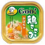 日本ペットフード ビタワン グー 鶏ささみ かぼちゃ 100g 1個