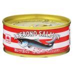 マルハニチロ あけぼの 鮭水煮 缶詰 (4902165300062