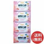 第一石鹸 デュエット植物石鹸 75G ×4個パック 1個 【メール便送料無料】