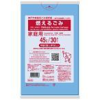 日本サニパック G K45神戸市燃えるごみ45L30枚 (4902393750288)×10点セット 【まとめ買い特価!】