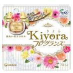 Yahoo!日用品・生活雑貨の店 カットコユニ・チャーム ソフィ Kiyora(きよら) フレグランス ホワイトフローラルの香り 72枚×24点セット まとめ買い特価!(