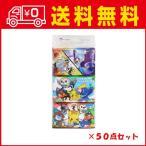 ショッピングポケモン ポケモン ティッシュ サン&ムーン 6P×50個セット (4977033115215)