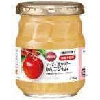 【送料無料】H+Bライフサイエンス マービー 低カロリー りんごジャム 瓶詰 230g 1個