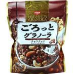 【送料無料・まとめ買い×18個セット】日清シスコ ごろっとグラノーラ チョコナッツ 400g