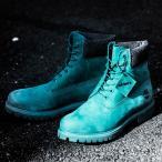 ティンバーランド Timberland アトモス エクスクルーシブ 6インチ プレミアム ブーツ (Teal Blue) 17HO-S