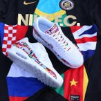 �ʥ��� NIKE ���� �ޥå��� NIC QS (WHITE/MULTI-COLOR) 18SU-S