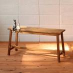ダイニングベンチ木製 おしゃれ 北欧 ベンチチェアー イス 長椅子 いす カフェチェアー アンティーク風