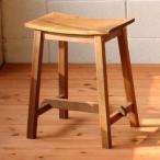 スツール おしゃれ 椅子 木製 アンティーク家具 チェアー アジアン 無垢材