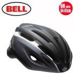 ロードバイク ヘルメット BELL Crest R ベル クレストR マットブラック/ダークチタニウムスティング  UA(54-61) 7072958 自転車 ヘルメ・bト 送料無料