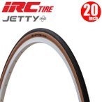 IRC アイアールシー 自転車 タイヤ 20x1.25 JETTY プラス スキンサイド