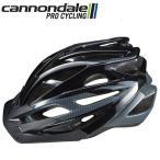 キャノンデール ヘルメット ラディウス CANNONDALE RADIUS Black/Gray S/M(52-58cm) 自転車 ヘルメット