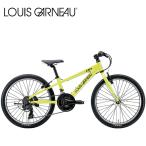 LOUIS GARNEAU ルイガノ J22 LG LIME YELLOW キッズ 22インチ 子供自転車