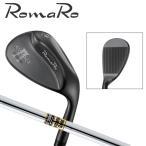 ロマロ ゴルフ アルコバッサ ストリーム ブラックIP ウェッジ ダイナミックゴールド スチールシャフト
