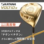 「高反発ドライバー」 カタナ ゴルフ ボルティオ III Hi ドライバー オリジナル ツアーAD ...