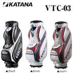 カタナ ゴルフ ボルティオ VTC-03 キャディバッグ 在庫限り