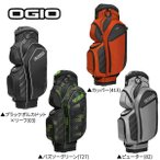 オジオ ゴルフ ギザ 124047J6 カート キャディバッグ