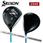 ダンロップ ゴルフ スリクソン Z545 ドライバー クロカゲ XT60 カーボンシャフト 在庫限り