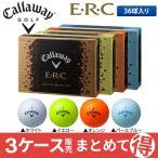 「3ケース販売」 キャロウェイ ゴルフ E・R・C ゴルフボール イーアールシー 在庫限り