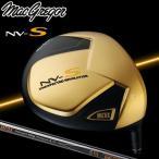 「訳あり/アジアモデル」 マグレガー ゴルフ マックテック NV-S ゴールド ドライバー オリジナル カーボンシャフト 在庫限り