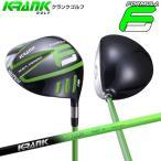 クランク ゴルフ フォーミュラ6 ドライバー KRANK JP TOUR カーボンシャフト