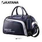 カタナ ゴルフ ボルティオ VTB-02 シューズ収納付き ボストンバッグ ネイビー