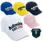 アドミラルゴルフ キャップ カノコキャップ ADMB902F