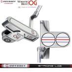 キャロウェイ ゴルフ ホワイト ホット OG 2ボール ブレード パター ストロークラボ カーボン・スチール複合シャフトODYSSEYWHITE HOT 2BALL BLADE STRKLAB