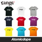 range LOGO S/S TEE  Tシャツ レンジ