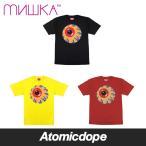ショッピングオレンジ MISHKA Orange Keep watch T-Shirt Tシャツ 半袖 ミシカ