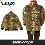 レンジ range rg animal ジップ アップ ジャケット 豹柄 zip up jkt Leopard