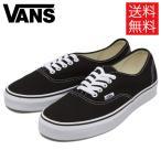バンズ VANS AUTHENTIC スニーカー オーセンティック ブラック 黒 靴 VN000EE3BLK Black