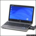 中古パソコン 高速SSHD SSD+HDD 新品1TB HP ProBook 4540s Core i5 3320M 4GB Windows10 Office 送料無料